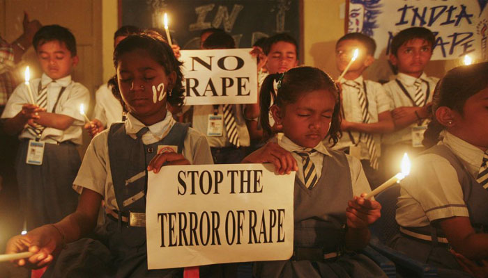 Once honored by Prez, 19-yr-old gang-raped in Haryana