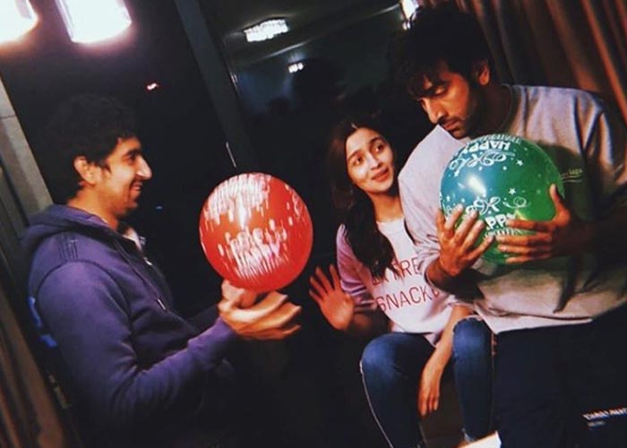 Alia finds Joy only in Ranbir these days | check details
