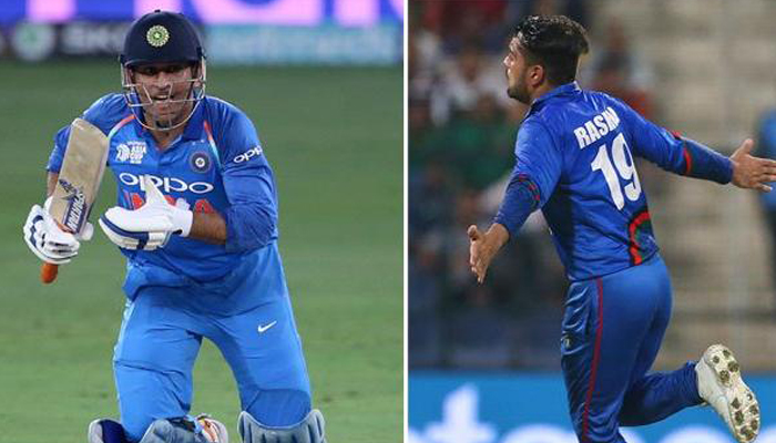 Asia Cup 2018: Afghanistan to bat vs MS Dhoni-led India