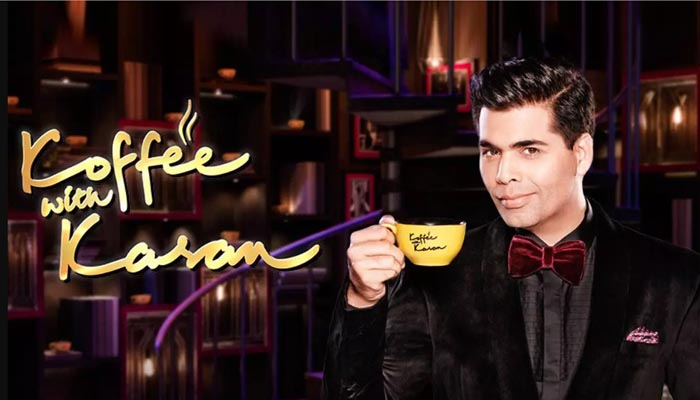 Koffee With Karan to host these new stars   Checkout