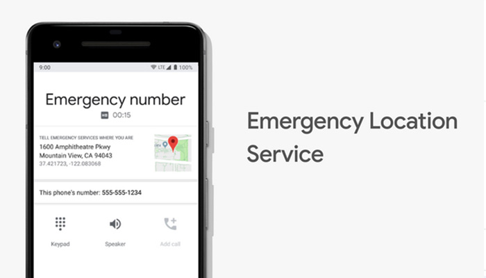 Google Emergency Location Service for Android now in US
