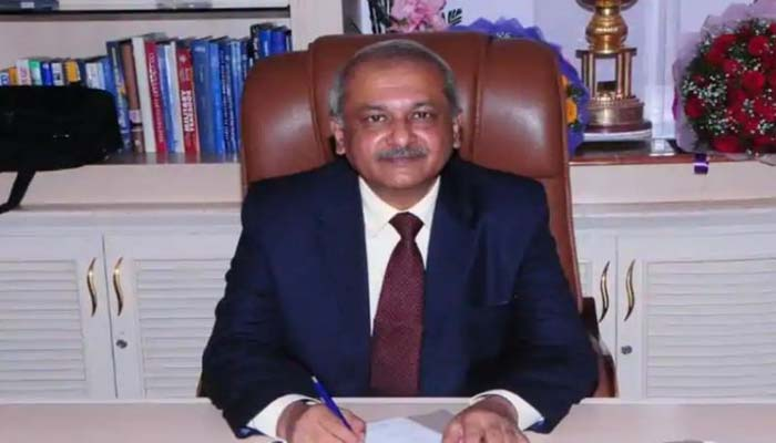 Madhavan appointed as new HAL chairman