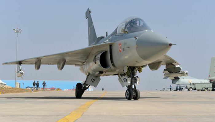 Fighter jet Tejas refuelled mid air for 1st time
