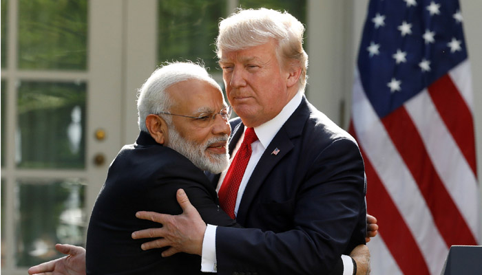 Trump looking forward to visit India: US official