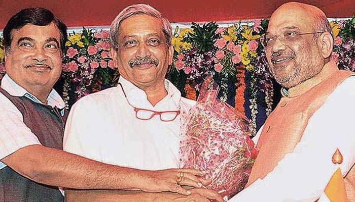Decision on Parrikar at appropriate time: Amit Shah