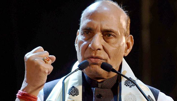 Will India again carry-outsurgical strike on Pak?, hints Rajnath
