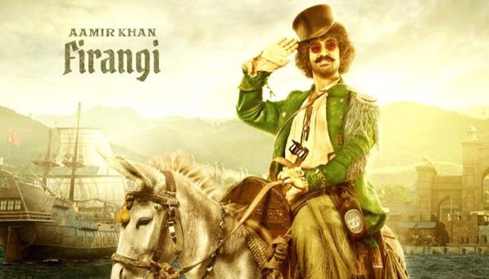 Aamir Khan unveils his wily look from Thugs of Hindostan