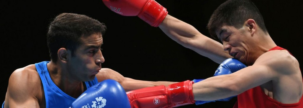Asiad 2018: Amit brings home gold in mens boxing