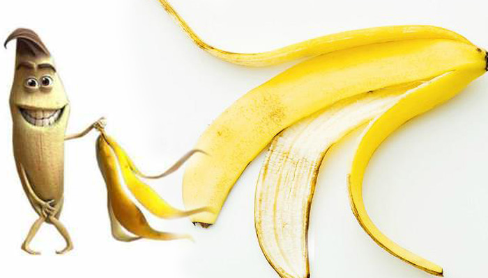 Here is why you should never throw banana peel