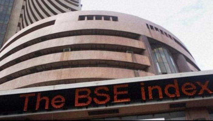 Sensex recovers from days low, still trades 500 points lower