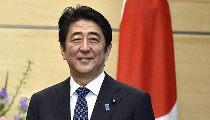 Japanese PM wins 3rd consecutive term as ruling party president