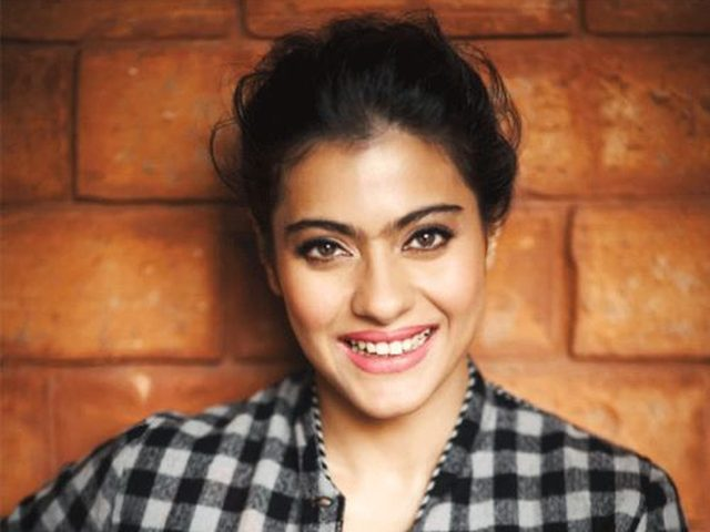 Never wanted to be an actor, says Kajol
