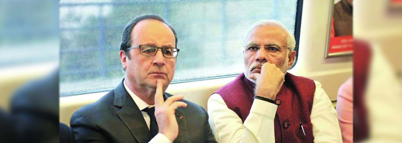 New twist in Rafale controversy after Prez Hollande claim