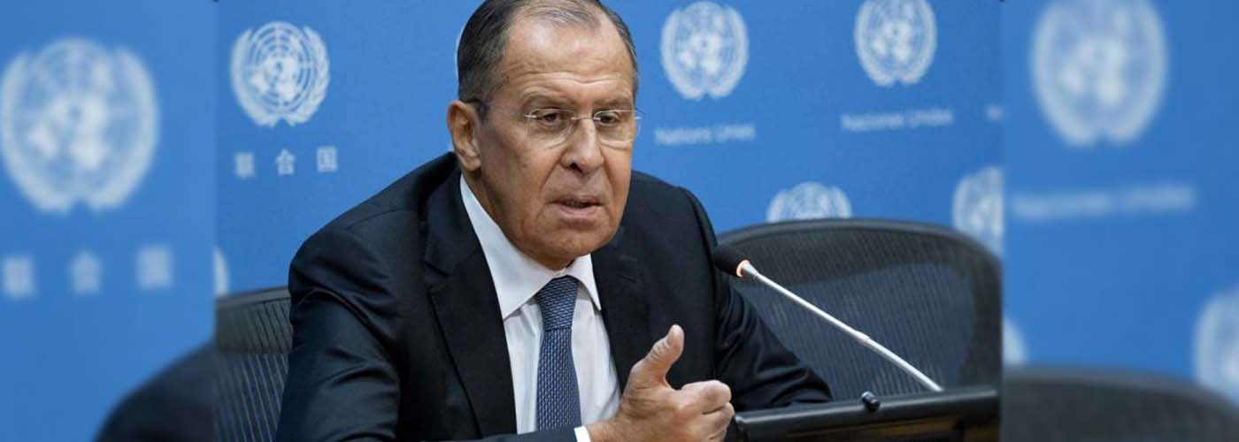 India to make sovereign decision on Russian weapons purchase: Lavrov