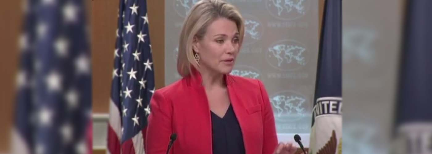 US welcomes India, Pakistan foreign ministers meeting