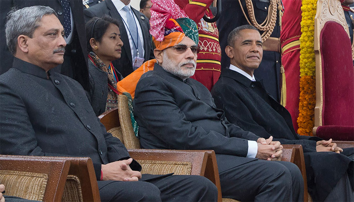 Former US President barack Obama visited India twice and he also attended Republic Day celebrations in 2015, despite the State of the Union address falling in January every year.