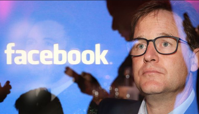 Former British Deputy PM facing flak for joining Facebook