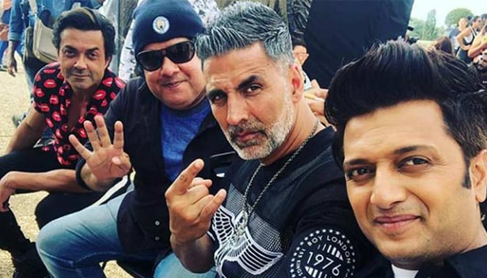 Sajid Khan exits from Housefull 4 over sexual allegations