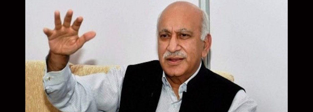 Sexual harassment allegations against Union minister MJ Akbar
