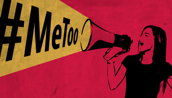 #Metoo movement; a publicity stunt or a seeping scar?