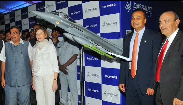 Offset venture with Reliance will deliver 10% of obligations: Dassault Aviation