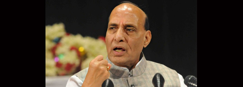 Maoists will be crushed in 2-3 years: Rajnath Singh
