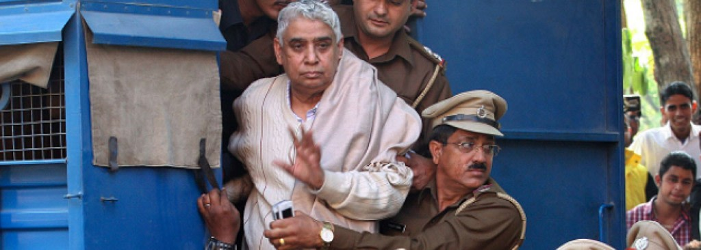Haryana court convicts self-styled godman Rampal for murders