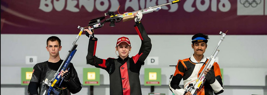 Russian shooter Shamakov wins first gold of 2018 Youth Olympics
