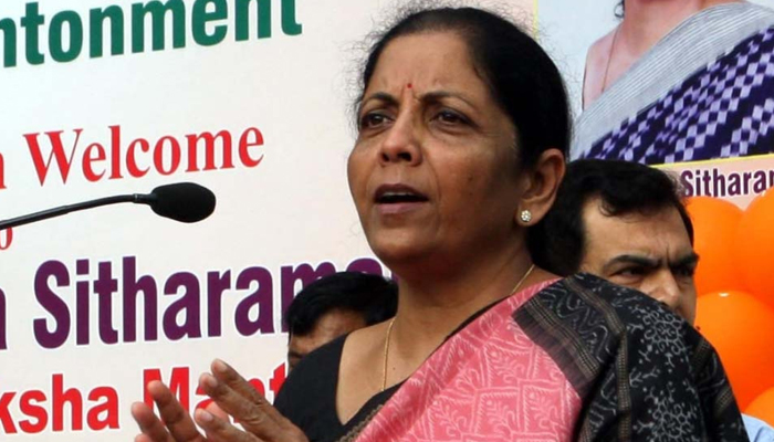 Rafale requirement reduced in consultation with defence officials: Sitharaman