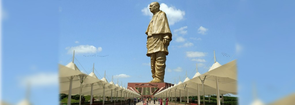 As the BJP governments, both at the state and the Centre, gear up for the unveiling of the tallest statue in the world -- Statue of Unity of Sardar Patel