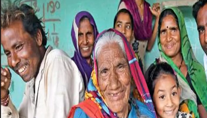 Doodh-roti and laughter are the secret for centenarians in this village of MP