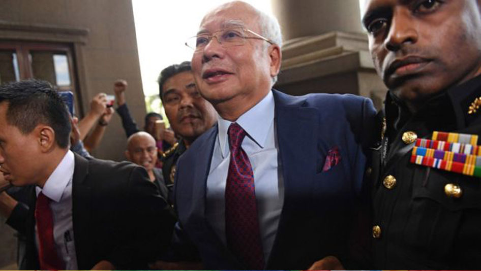 Former Malaysian PM faces 6 new corruption charges