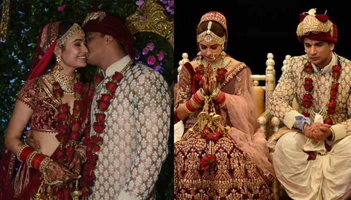 Dont miss any pic/video from Prince and Yuvikas marriage | Check inside