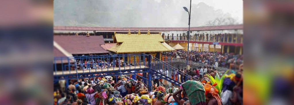 We will be with devotees when Sabarimala temple opens: BJP