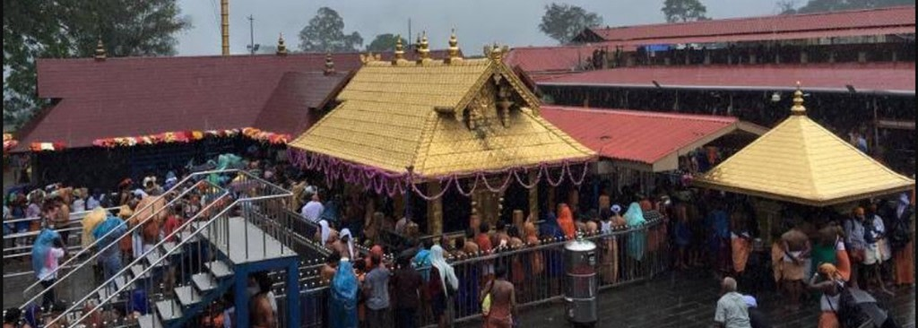 Sabarimala opens today amid protests over womens entry; security tighten