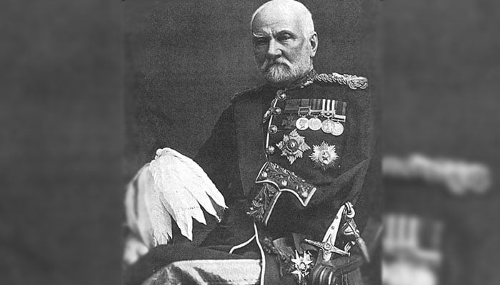 Everything you need to know about General Sir Samuel Brown
