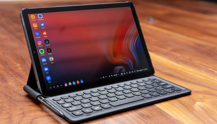 Samsung launches flagship Galaxy Tab S4 only for Rs...