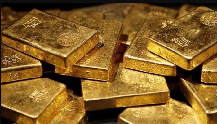 Silver touches all-time high mark of Rs 45,000; gold falls Rs 100