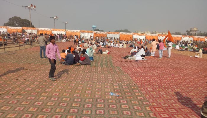 These Exclusive stills expose the ground reality of tense Ayodhya!