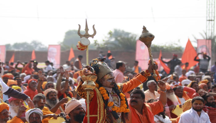 We want entire disputed land for Ram Mandir, says VHP