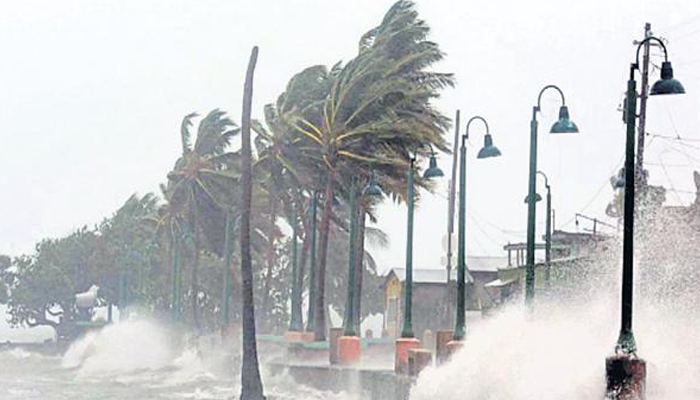 Cyclone Gaja to hit TN on Nov 15; Rescue personnel on standby