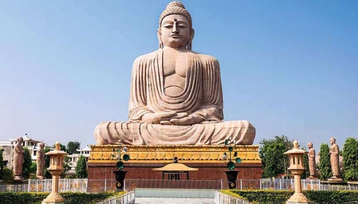 New Indias new passion for tallest Statues, Buddha in the row