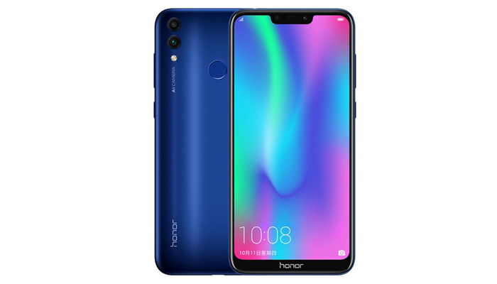 Honor 8C to be available on Amazon from Dec 10; Features & Specs