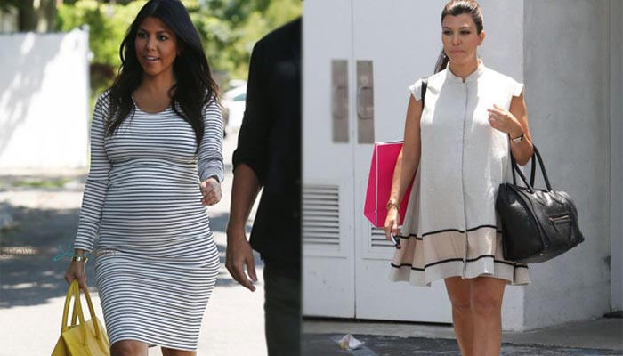 Is Kourtney Kardashian is pregnant with her fourth child?   Check