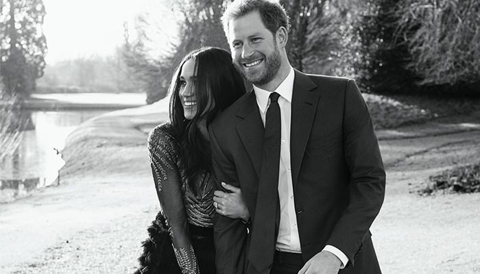 Markle and Harrys new royal home at Frogmore House   see Pics