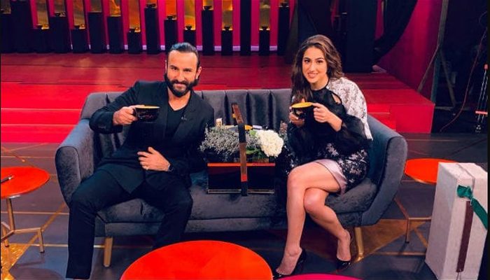Saif Ali Khan credits his ex-wife for staying in the industry