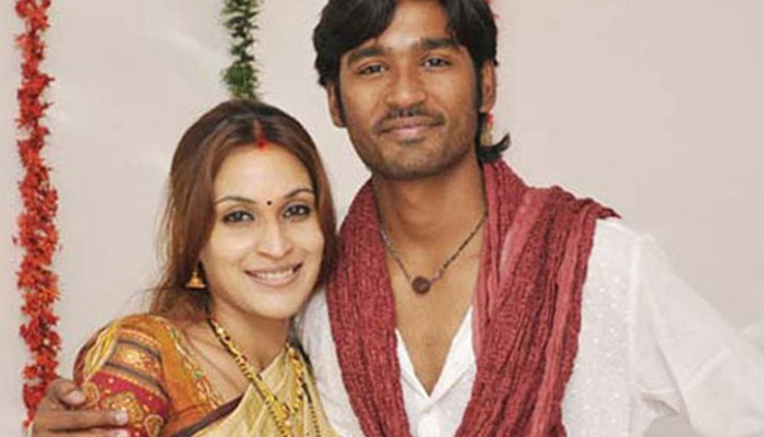 Here is the fairytale story of Dhanush and Aishwarya