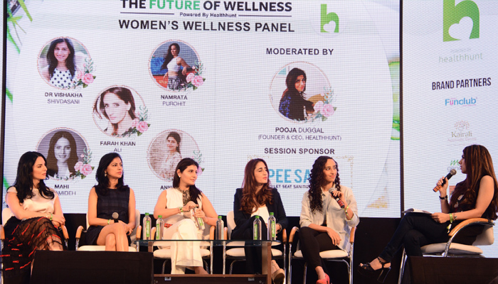 The Future of Wellness concluded; records exuberant participation in its first edition