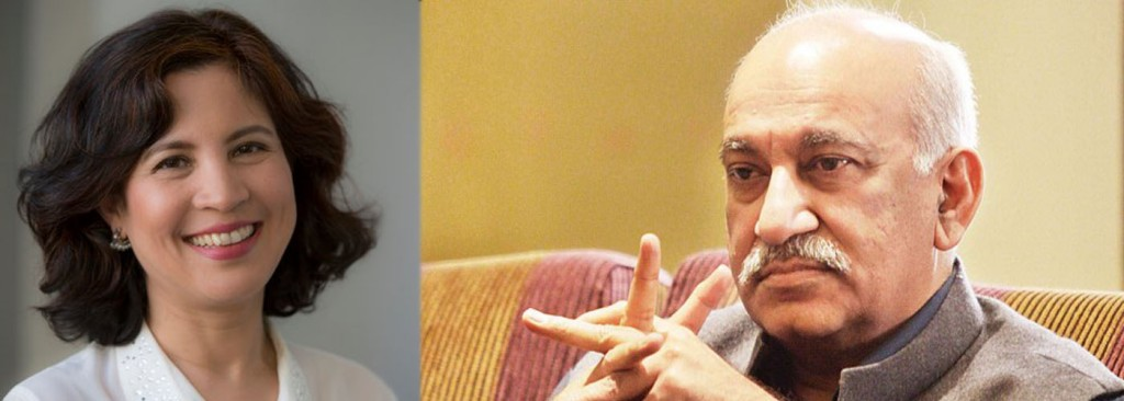 I was raped and this is my story; Journo Pallavi accuses MJ Akbar of rape
