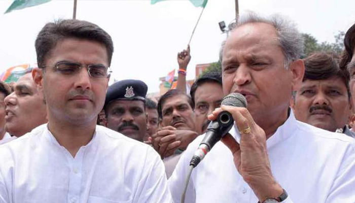 Cong releases first list for Rajasthan Assembly; Gehlot, Pilot to contest from...